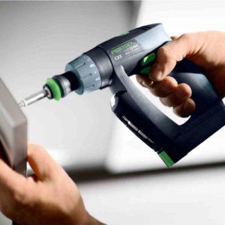 Festool 564533 Cordless Drill CXS Li 2.6-Set GB 10.8v