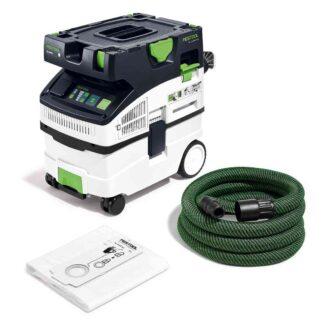Festool 575264 Mobile Dust Extractor CTL Midi 110V Cleantec
