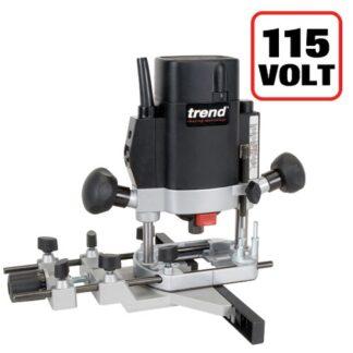 Trend T5EB V2 Router 1000W 110V Varispeed