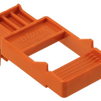 Blum Movento/Legrabox Tip-On Blumotion Front Gap Template 65.5631