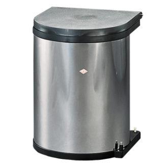 Stainless Steel 13Ltr Mono Bin