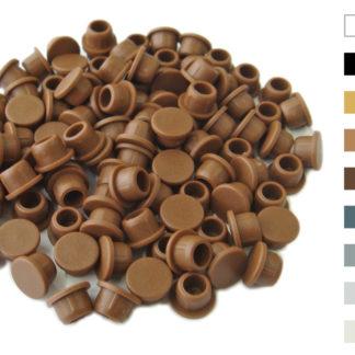 Lamello Clamex Cover Caps 45 Degree White 100 Pieces