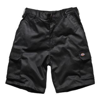 Dickies Redhawk Cargo Shorts Black 38 WD834