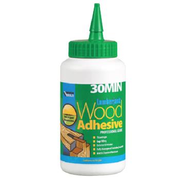 310ml Lumberjack 5 Minute Polyurethane Wood Adhesive
