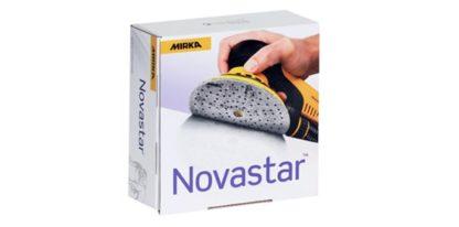 Mirka Novastar 150mm 600 Grit Pack of 100