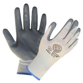 NitrilePalm Coated Knitwrist Glove Size 9