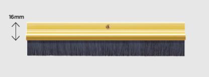 Exitex 914mm Brush Strip Mill Finish