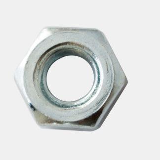 Full Hex Nut M16 Zinc