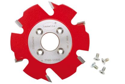 Lamello Groove Cutter TCT 100 x 4 x 22mm