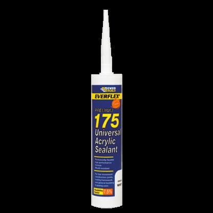 Everflex Acrylic Sealant White 310ml