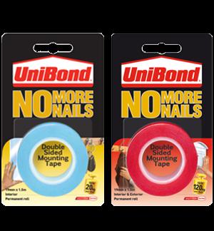 Unibond No More Nails Permanent Tape