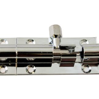 Cupboard Bolt 2002 65mm Polished Chrome No.BO10CP