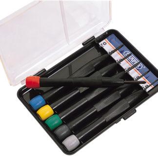 Draper 6 Piece Precision Screwdriver Set : PS1103