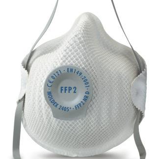 Moldex No.2405 Valved Respirator FFP2 Protection Box Of 20