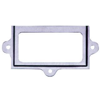 Aluminium No.245 Card Frame 76mm x 38mm