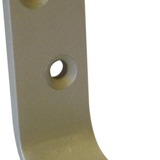 No.35 Wardrobe Hook Aluminium