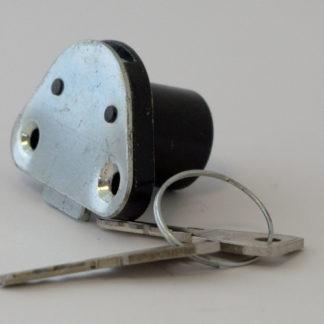 Desk Lock 5880 To Differ Black