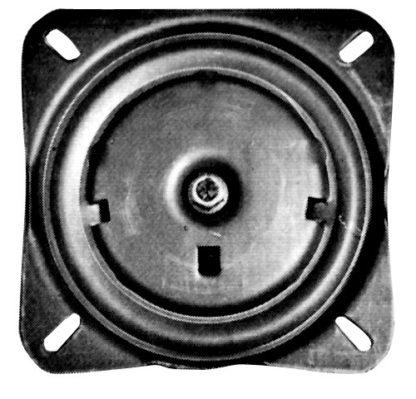 Steel Memory Swivel 2904 175mm x 175mm