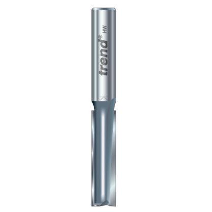 Trend Two flute cutter 6.3 mm diameter : 3/22X1/4TC