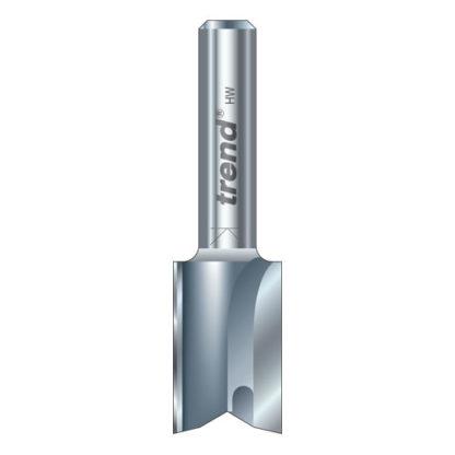 Trend Two flute cutter 15 mm diameter : 4/1X1/2TC