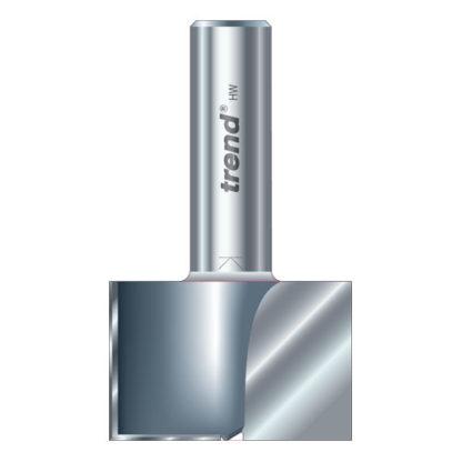 Trend Two flute cutter 28.5 mm diameter : 4/9X1/2TC