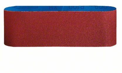 Bosch 3-piece sanding belt set, 100 x 620 mm, 40 grit  : 2 608 606 141