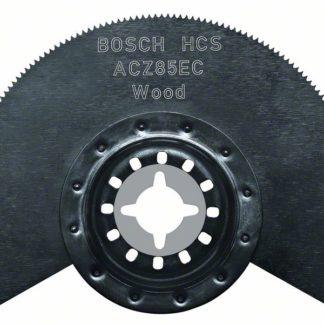 Bosch HCS segment saw blade ACZ 85 EC Wood  : 2 608 661 643