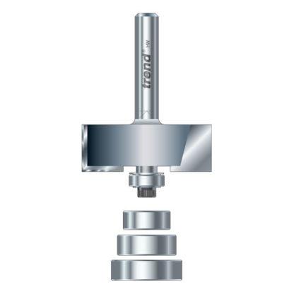 Trend Bearing Guided 35mm Diameter Rebater : 46/39X1/2TC