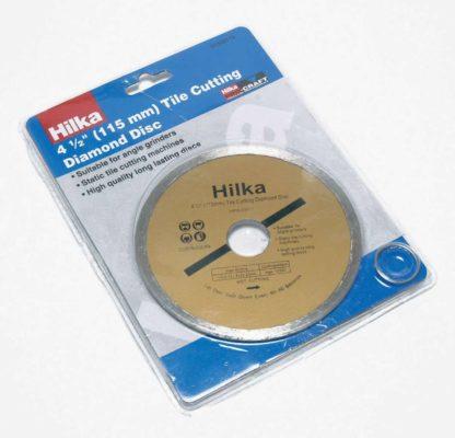Hilka 115mm Diamond Tile Disc
