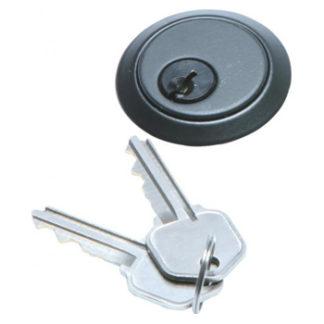 Kirkpatrick 5142 Nightlatch Cylinder & Keys
