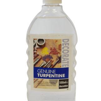 Genuine Turpentine 500ml