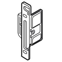 BLUM METABOX front fixing bracket, height M/K/H, screw-on, left: ZSF.1200