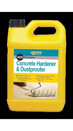 Everbuild Concrete Hardener + Dust Proofer