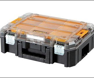 Dewalt T-Box V Clear Lid Organiser Box