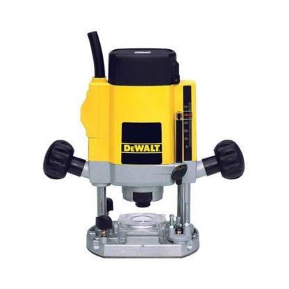 Dewalt DW615 900W 1/4in Variable Speed Plunge Router 240v