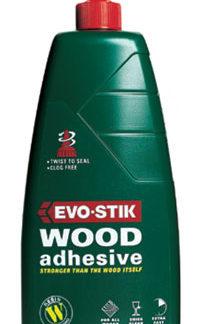 Evo-stik Extra Fast Interior Wood Adhesive 1 Litre