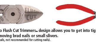 Fastcap Micro Flush Cut Trimmers