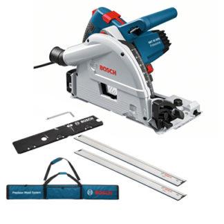 Bosch 240V GKT 55 Circular Saw + FSN Track Kit