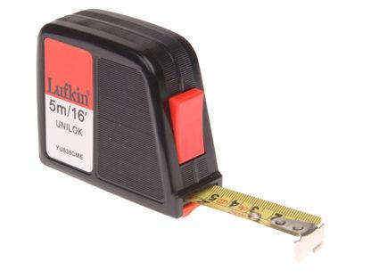 Lufkin YU835CME Unilok Tape 5m / 16ft (Width 19mm)