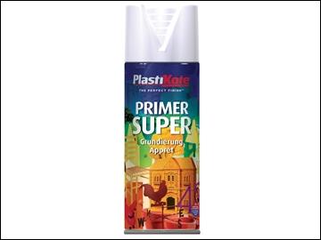 Plastikote Primer Spray Grey 400ml