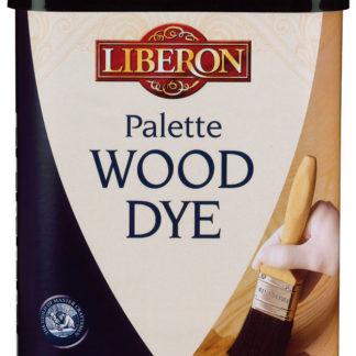 Liberon Palette Wood Dye Walnut 500 ml