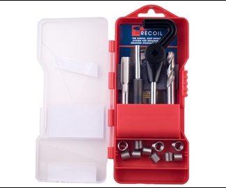 Recoil Insert Kit Metric Coarse M10.0 - 1.50 Pitch 10 Inserts