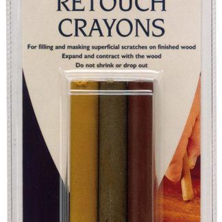 Liberon Retouch crayons Kitchen tin of 10
