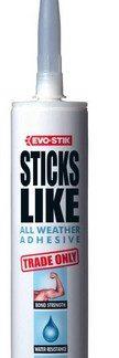 Evo-stik Sticks Like All Weather Adhesive 290 ml
