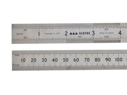 Stanley Tools 64R Rustless Rule 150mm / 6in