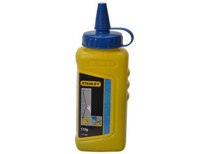 Stanley Tools Chalk Refill Blue 113 Gram
