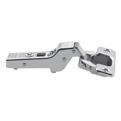 Blum Cliptop half overlay door hinge 107°, screw-on - 75T1650