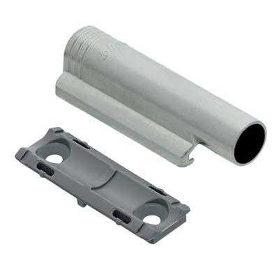 BLUM BLUMOTION adapter plate, straight (20/32), zinc: 970.5201
