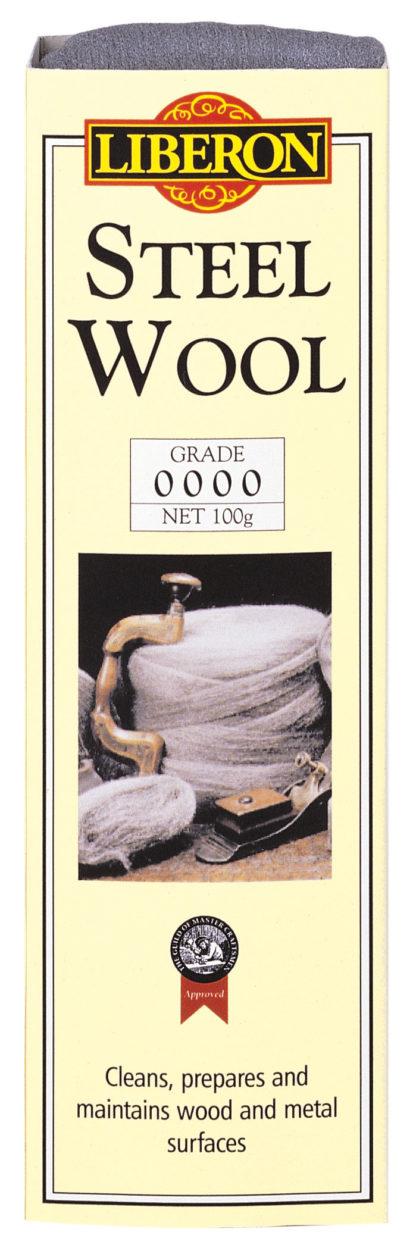 Liberon Steel Wool 0 Fine 250 g