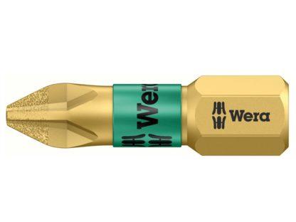 Wera PH1 x 25mm Diamond Bi Torsion Bit